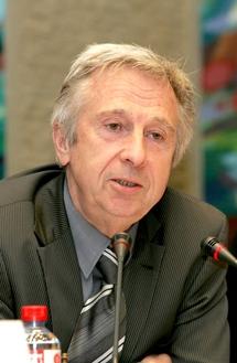 Jean-Pierre Masseret, Président du Conseil Régional de Lorraine, Sénateur de la Moselle