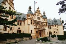 Le Palais du Gouverneur à Metz a accueilli les réservistes citoyens lorrains de l'Armée de Terre