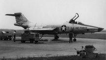 Les premiers RF-101C « Voodoo » de l'US Air Force sont arrivés sur la base de Phalsbourg pour remplacer les « Thunderflash »    Collection F. Loubette