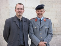 Le Cercle Esprits de Défense s'entretient avec le Commandant de la Brigade franco-allemande