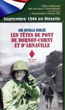 """Commémoration du 65ème anniversaire de l'opération """"Têtes de Pont Dornot-Corny"""""""