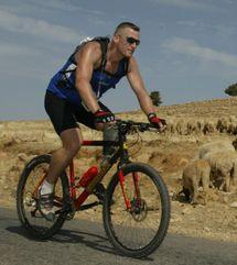 Franck Festor, un athlète accompli