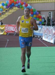 Arrivée du marathon de Monaco en 2006