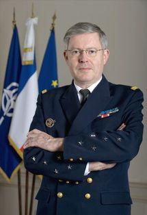 L'Amiral Edouard Guillaud, nouveau Chef d'Etat-Major des Armées