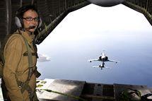 Mathilda May crédit photo : SIRPA Air
