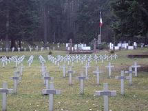 85 tombes militaires allemandes profanées dans le Haut-Rhin