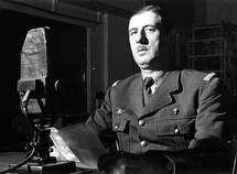 22 juin 1940, premier discours du Général de Gaulle à être enregistré à la BBC