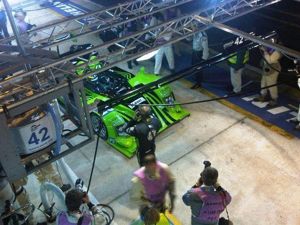 Le Cercle Esprits de Défense aux 24 heures du Mans
