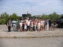 De jeunes Marseillais invités d'honneur du 14 juillet de la Cité phocéenne