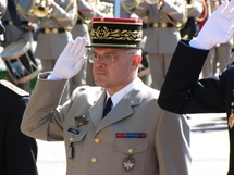 Le Général de corps d'armée Pascal Péran