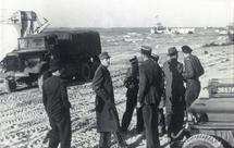 Le Général de Gaulle le 14 juin 1944