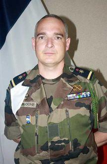 L'infirmier de classe supérieure Thibault Miloche, 50ème soldat français tué en Afghanistan