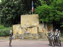Cérémonies commémoratives à Metz en novembre
