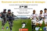 21 mai 2011, journée de solidarité au profit des blessés de l'Armée de Terre organisée par les Troupes de Montagne