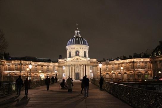 """La remise du Prix """"Valmy"""" avait lieu le 19 novembre dernier sous la Coupole de l'Institut de France"""