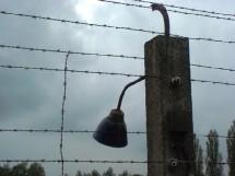 une clôture de Dachau