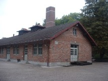 le crématorium de Dachau