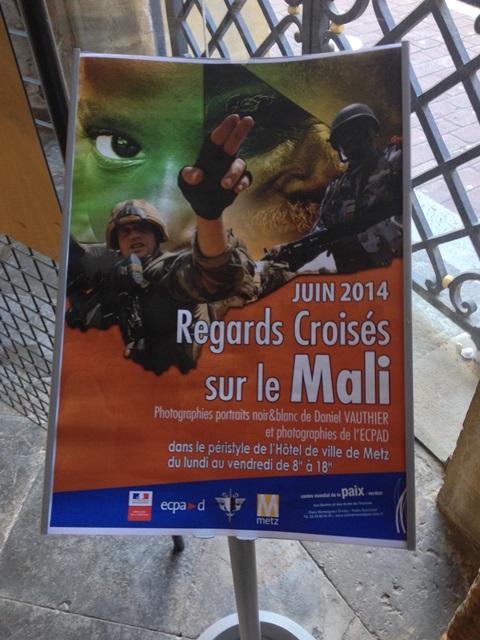 Exposition « Regards croisés sur le Mali » à découvrir à Metz