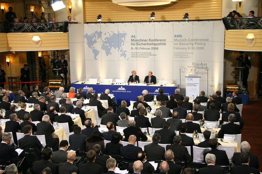 Auditoire de la Conférence de Munich