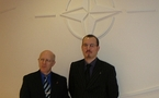 Le Cercle Esprits de Défense à l'Etat-Major de l'OTAN à Bruxelles