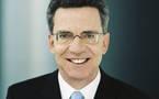 Thomas de Maizière, nouveau ministre fédéral allemand de la Défense