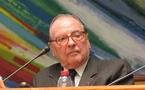 Pierre Messmer vu par Gabriel de Broglie, Chancelier de l'Institut