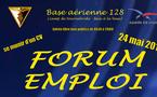 4ème Forum Emploi de la Base aérienne 128 de Metz