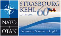 Logo officiel du 60ème anniversaire de l'OTAN