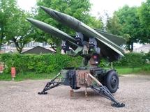 Système Hawk du 402ème Régiment d'Artillerie de Chalons-en-Champagne