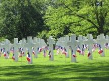10 489 soldats américains reposent au cimetière de Saint-Avold