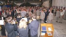 une soirée franco-allemande qui a rassemblé 400 personnes