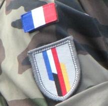uniforme français de la Brigade franco-allemande