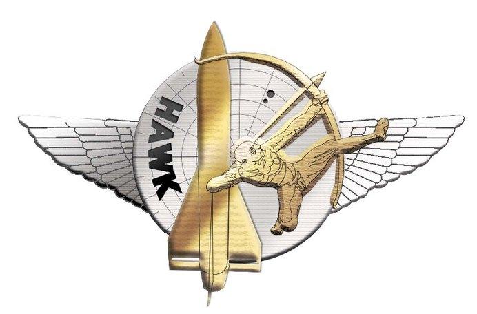 """Un insigne de collection """"Hawk"""" à se procurer de toute urgence"""