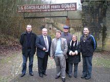 Rencontre franco-allemande pour la promotion de la mémoire combattante transfrontalière