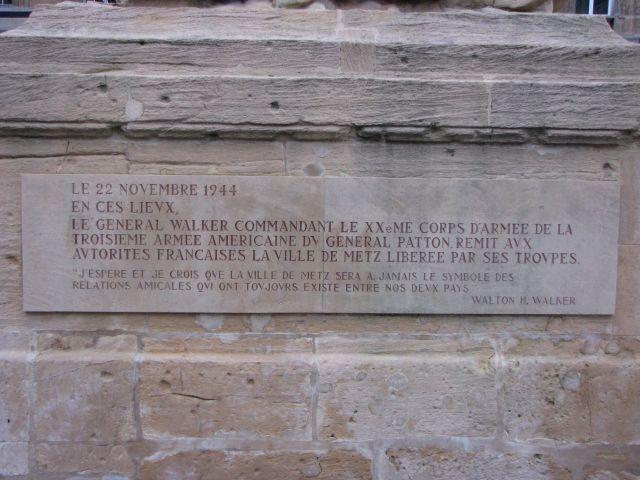 De jeunes messins se souviennent de la Libération de Metz, il y a 65 ans
