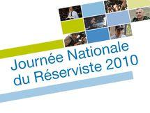 Une journée nationale du réserviste 2010 exceptionnelle en Région Terre Nord-Est