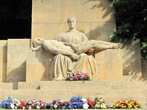 Commémoration à Metz de l'Appel du 18 juin 1940