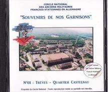 Un nouveau DVD consacré à l'ancienne garnison française de Trêves
