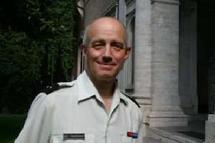 Le Général Jean-Sébastien Tavernier, nouveau Secrétaire général du CSRM