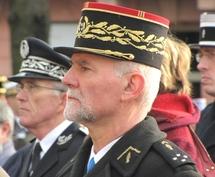Le Général Gérard Déanaz