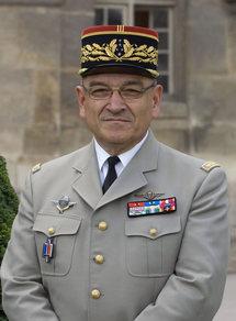Le Général Elrick Irastorza
