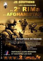 Appel à soutenir le 2ème RIMa en Afghanistan