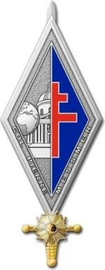 Insigne ORSEM 2012 « Colonel Pierre MESSMER »