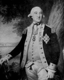 Le Baron Frederick Wilhelm von STEUBEN