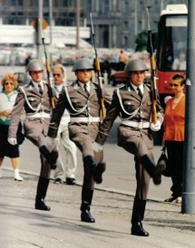 La Garde d'honneur de l'Armée nationale du Peuple