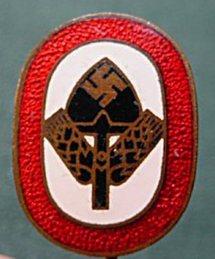 L'emblème du Reicharbeitsdienst