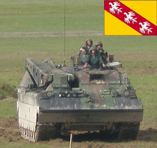 Réorganisation territoriale de nos Armées  : La Lorraine fortement touchée