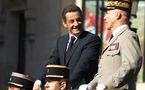 Nicolas Sarkozy : « La France doit se rassembler autour de ses armées »