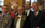 L'Académie des Sciences Morales et Politiques célèbre l'amitié franco-allemande militaire