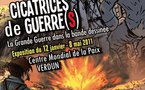 Cicatrices de guerre(s), une exposition de bandes dessinées sur la Grande Guerre